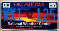 oklahoma 2012 national weather center