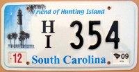 south carolina 2009 Friend Of Hunting Island
