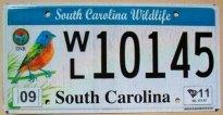 south carolina 2011 wildlife bird