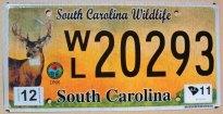 south carolina 2011 wildlife deer