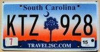 south carolina 2015