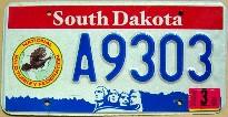 south dakota 2005 wild turkey