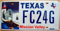 texas mission valley
