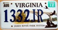virginia 2012 james river park system