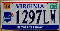 virginia 2006 heroes live forever