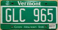 vermont 2017 green mountain state