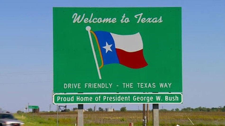 welcome texas