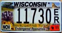 wisconsin 2011 endangerd resources